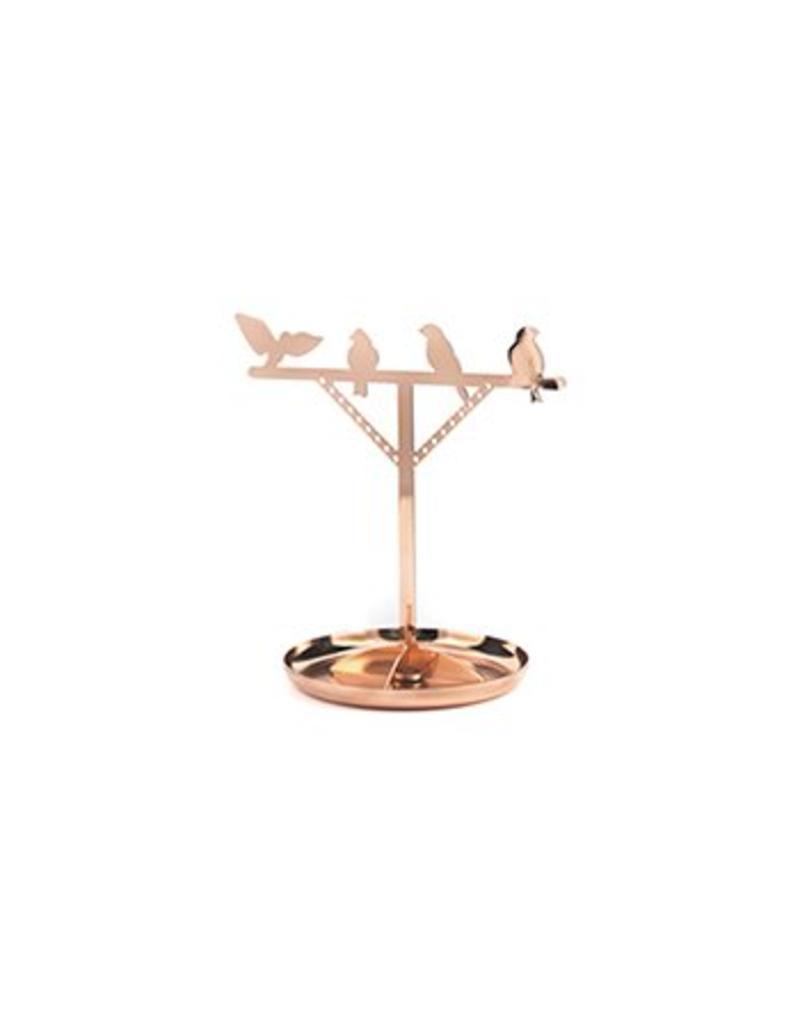 Kikkerland Bird Jewelry Stand - JK07