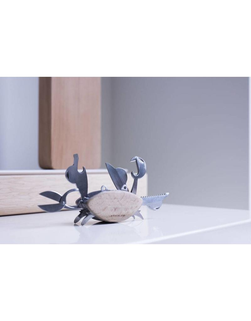 Kikkerland Crab Multi Tool - CD114