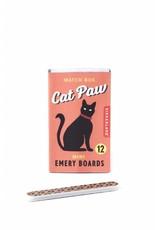 Kikkerland Cat Paw Nail Files - MN68