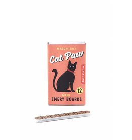 Kikkerland Cat Paw Nail Files - MN68
