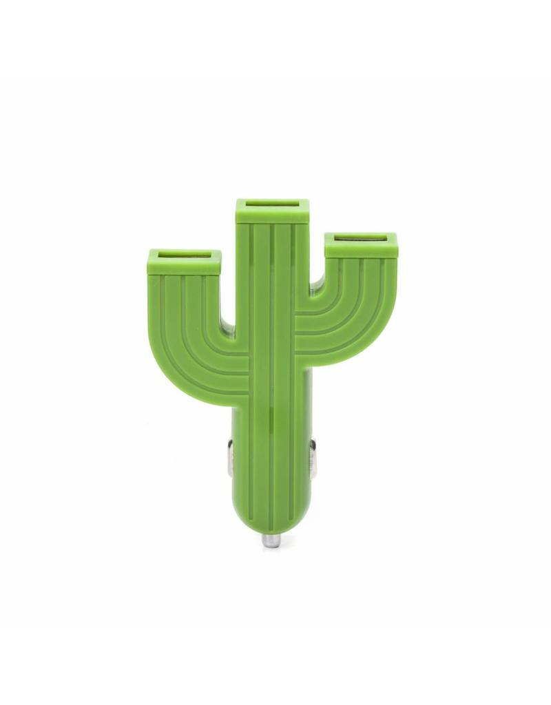 Kikkerland Cactus Car Charger - US132-EU