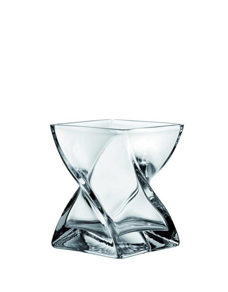 Leonardo Latern/Vase Swirl 17x14x14 - 014108
