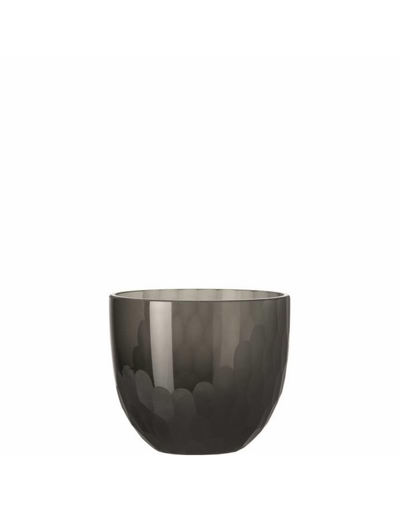 Leonardo Waxinelicht houder 9 Grey Galassia - 036146
