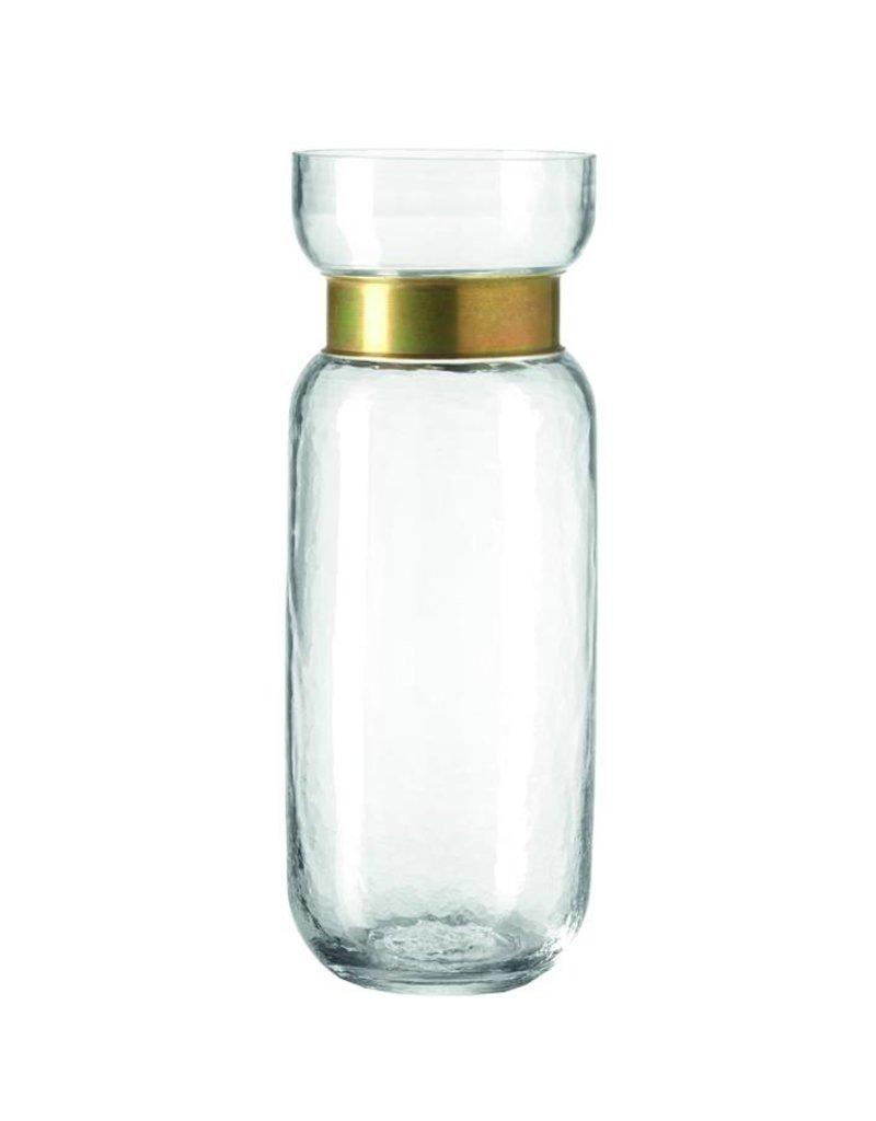 Leonardo Vase 34 Clear Banda - 034211