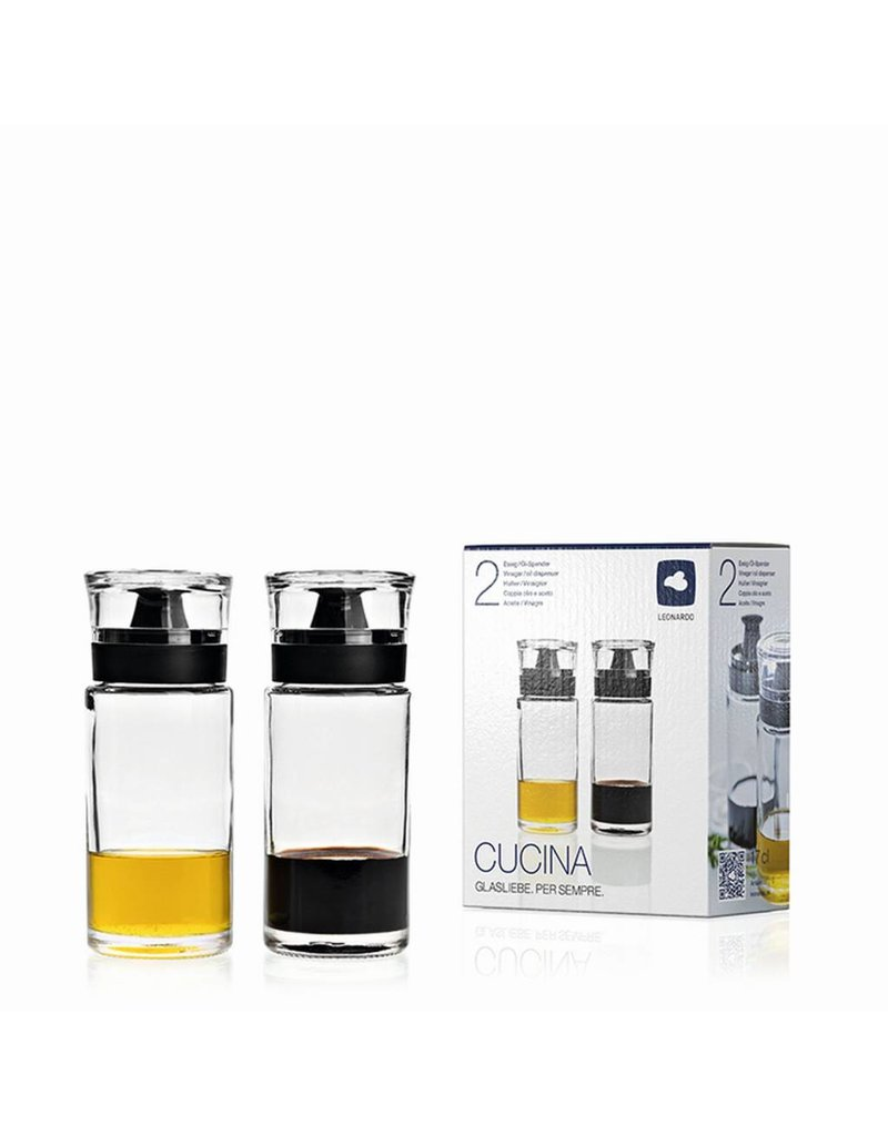 Leonardo GB/2 Vin.Oil Bottle Cucina - 037716