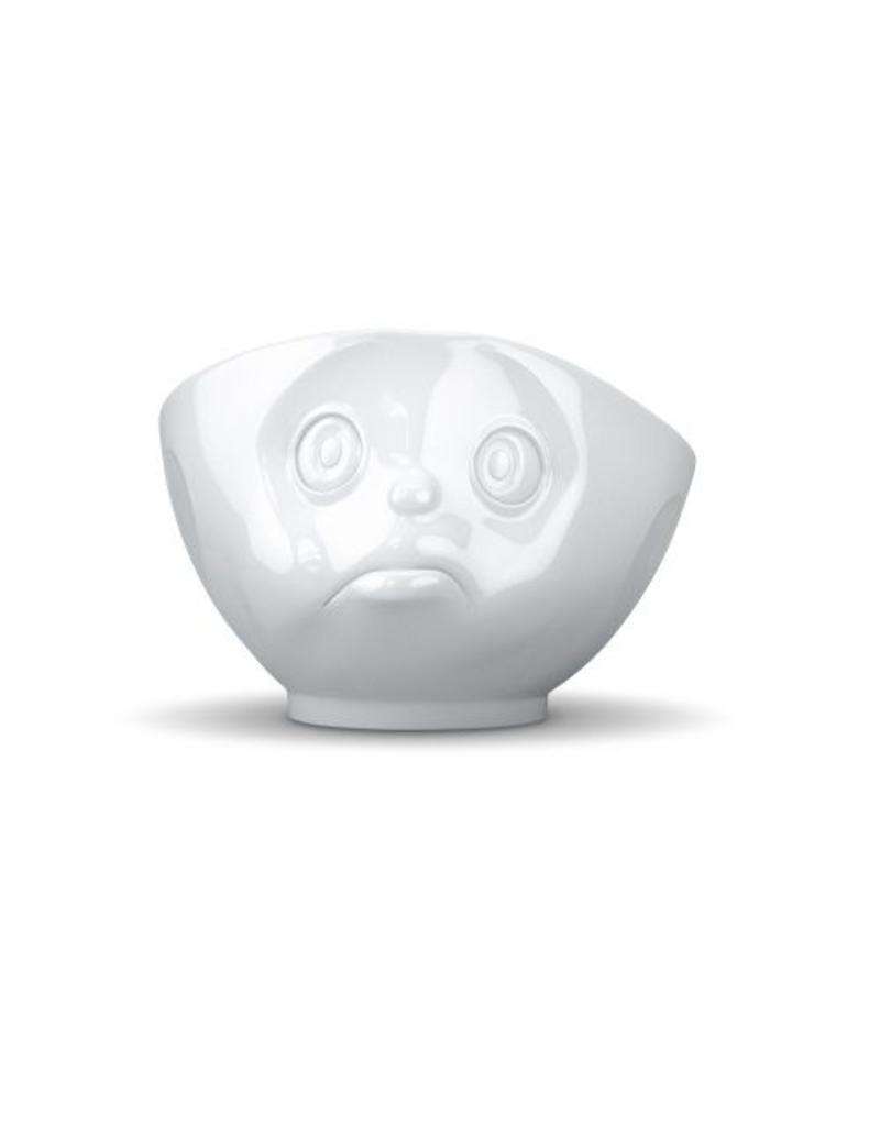 """Tassen Servies Bowl """"Sulking"""" White - T01.02.01"""