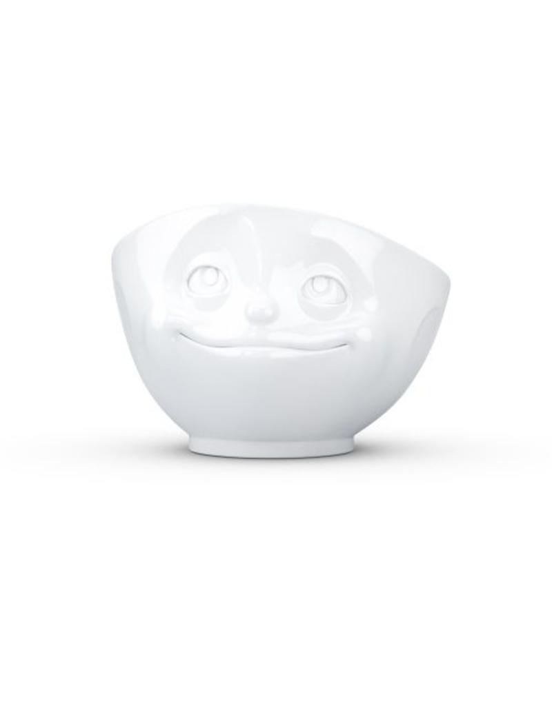 """Tassen Servies Bowl """"Crazy In Love"""" White - T01.05.01"""