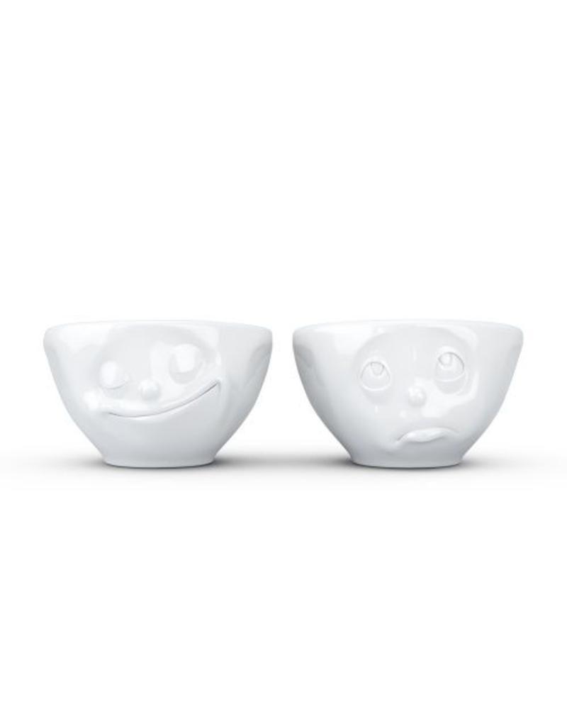 "Tassen Servies Small Bowl Set ""Happy&Please"" - T01.24.01"