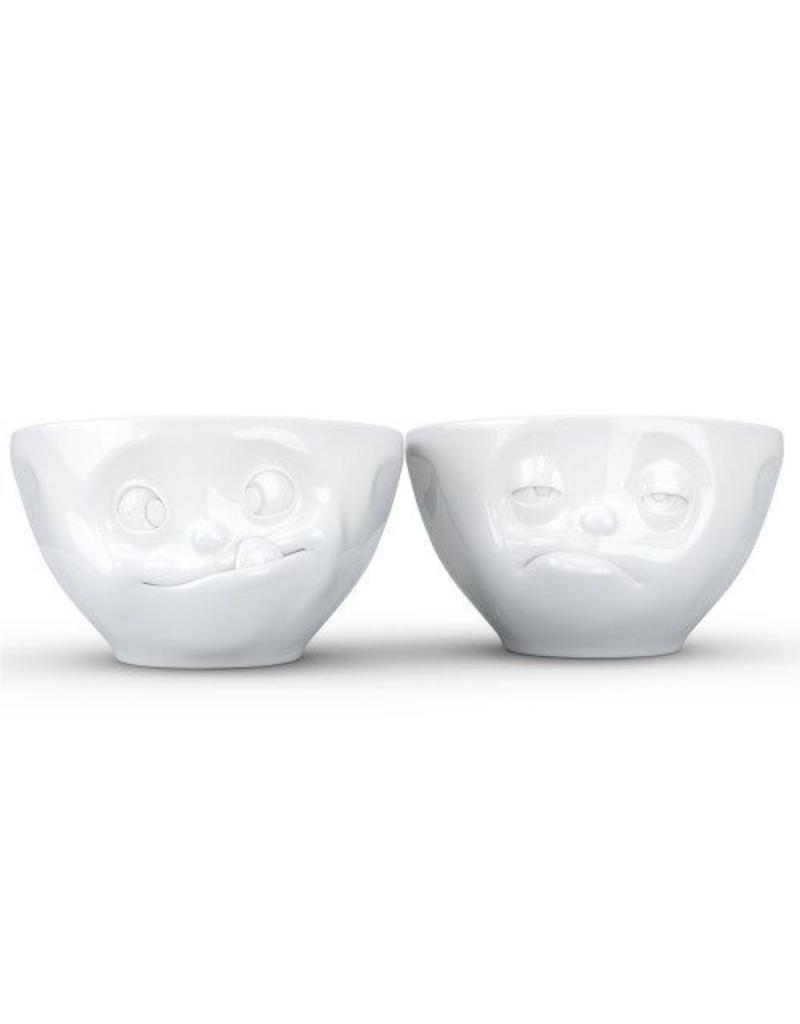 """Tassen Servies Medium Bowl Set """"Tasty&Snoozy"""" - T01.26.01"""