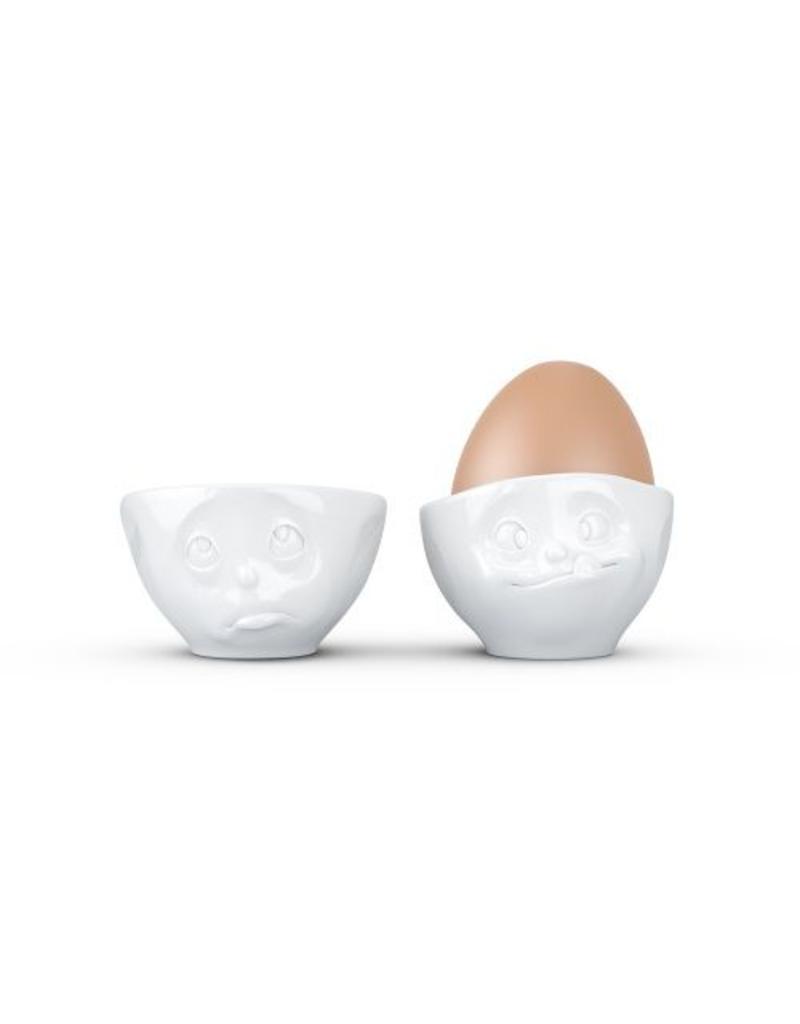 """Tassen Servies Egg Cup Set """"Oh Please&Tasty"""" - T01.52.01"""