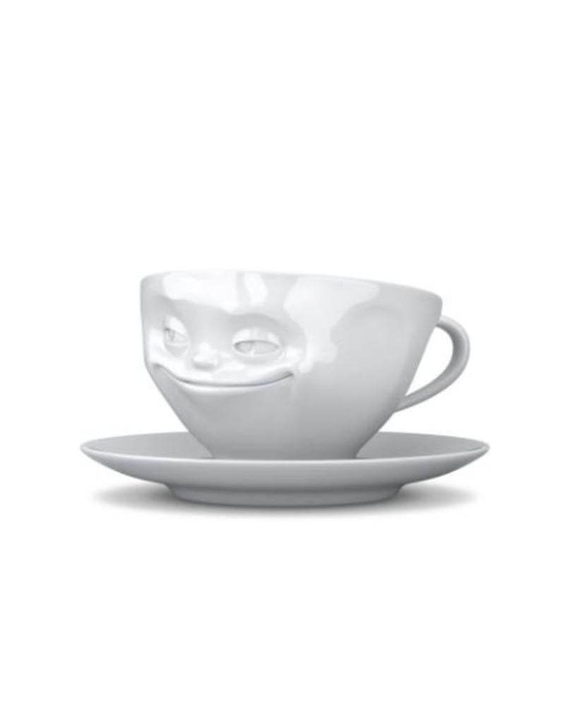 "Tassen Servies Coffee Cup ""Grinning"" - T01.41.01"