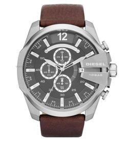 Diesel horloges LG RD GUN BRN ST - DZ4290