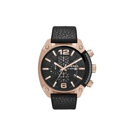 Diesel horloges Lg Rd Blk Blk St - DZ4297