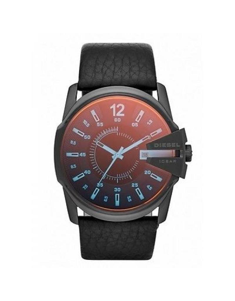 Diesel horloges MD RD BLK BLK ST - DZ1657