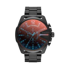 Diesel horloges LG RD BLK BLK BR - dz4318