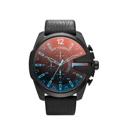 Diesel horloges LG RD BLK BLK ST - DZ4323