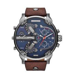 Diesel horloges Lg Rd Blu Brn St - dz7314