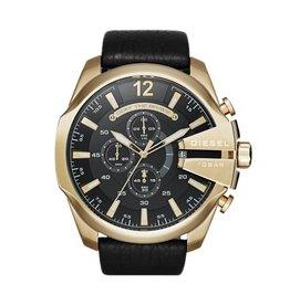 Diesel horloges Lg Rd Blk Blk St - DZ4344