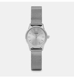 Cluse La Vedette Mesh Full Silver - CL50001