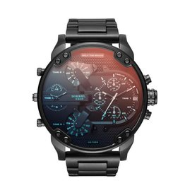 Diesel horloges Lg Rd Blk Blk Br - DZ7395