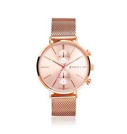 Zinzi horloges Traveller Dual Time  - ZIW705M