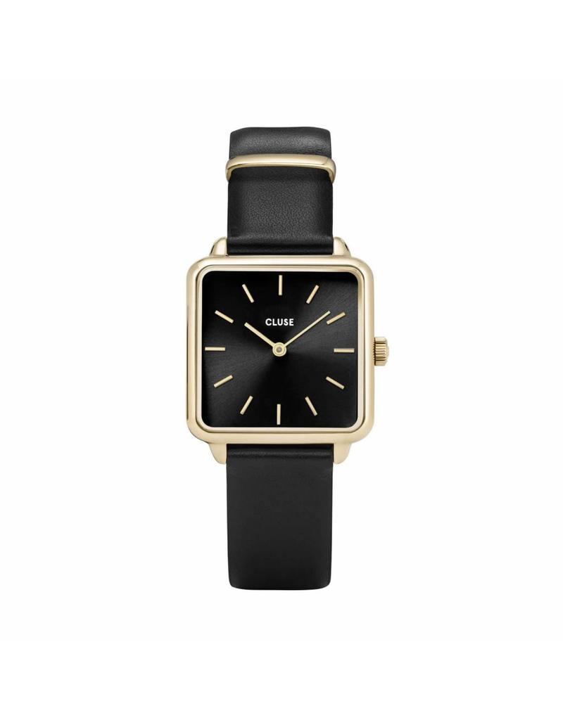 Cluse La Garconne Gold Black Black - CL60008