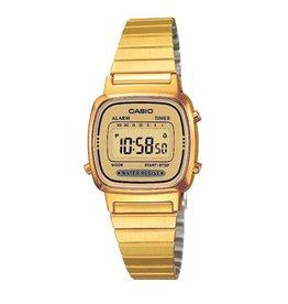 Casio Wrist Watch Digital - LA670WEGA-9EF