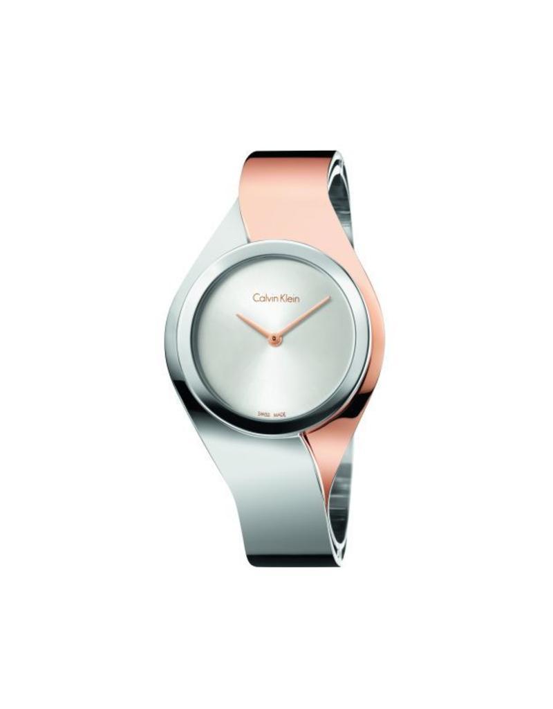 Calvin Klein horloges Sense po m sstpo  - k5n2m1z6