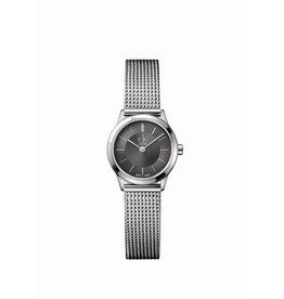 Calvin Klein horloges Minimal PO B-let Dark Gre  - k3m23124