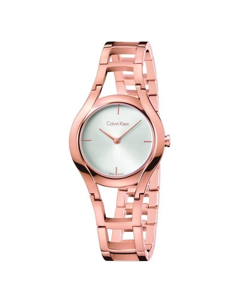 Calvin Klein horloges Class Po B-let Sil  - k6r23626