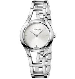 Calvin Klein horloges Classic Po B-let Sil Dial - K6R23126