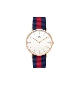 Daniel Wellington Daniel Wellington Watch Oxford 40mm Rose gold DW00100001 - DW00100001