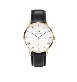 Daniel Wellington Daniel Wellington Watch Dapper Sheffield 38mm  Rose gold DW00100084 - DW00100084