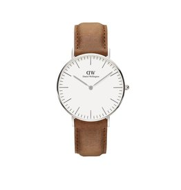 Daniel Wellington Daniel Wellington Watch Durham 36mm Silver DW00100112 - DW00100112