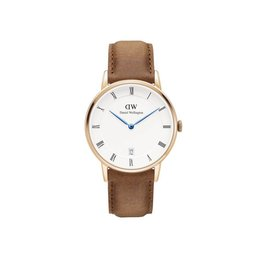 Daniel Wellington Daniel Wellington Watch Dapper Durham 34mm Rose gold DW00100113 - DW00100113