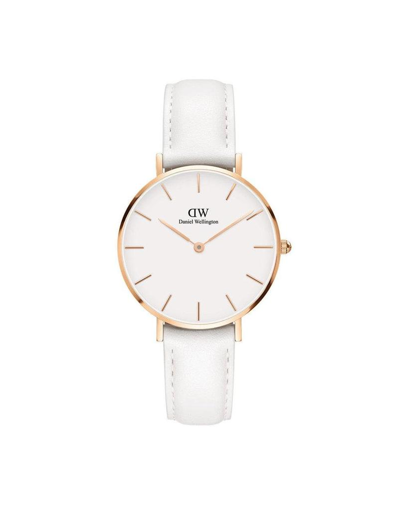 Daniel Wellington Daniel Wellington Watch Petite Bondi 32mm Rose Gold DW00100189 - DW00100189