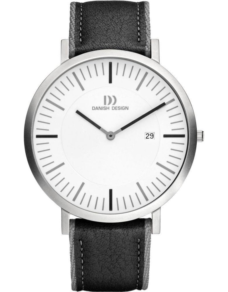 Danish Design Watch Steel - IQ12Q1041