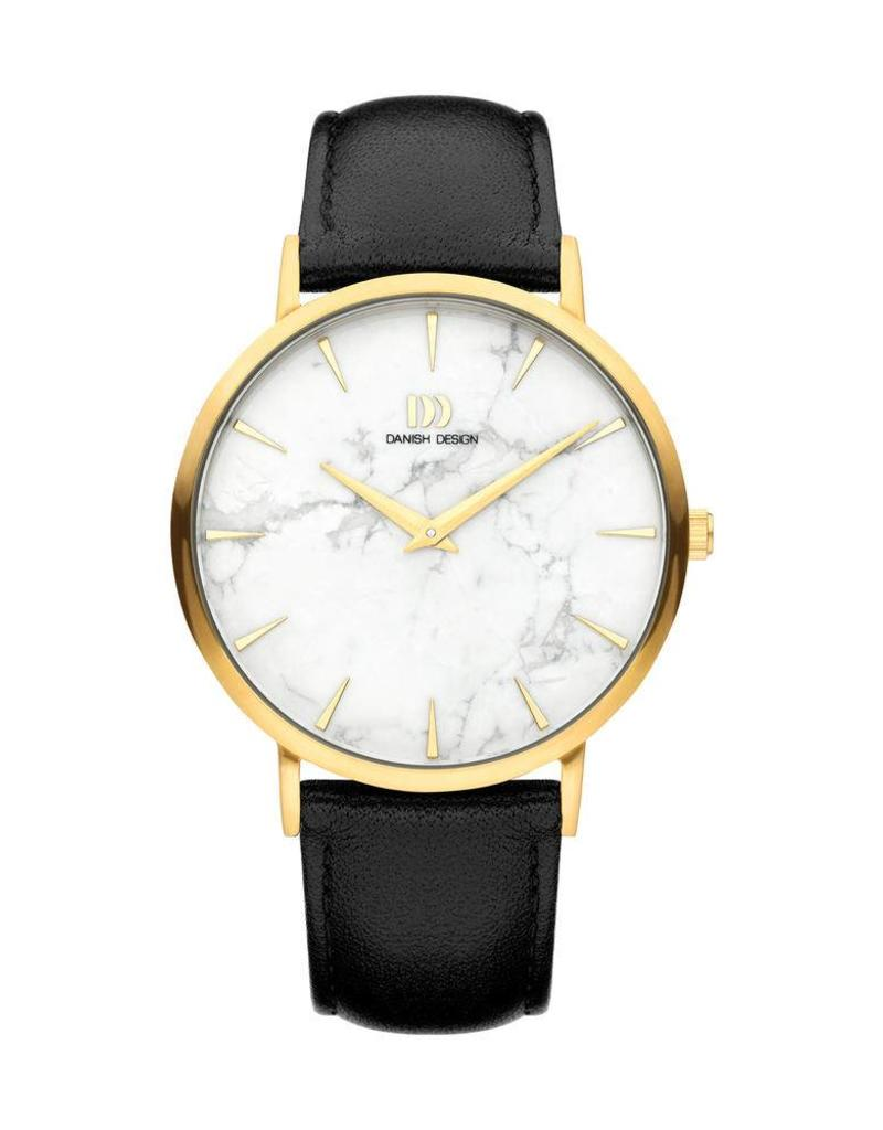 Danish Design Watch Stainless Steel Marble Dial - IQ51Q1217