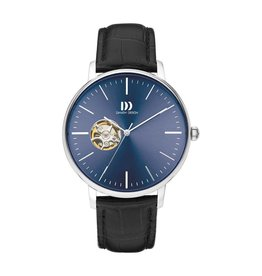 Danish Design Watch Stainless Steel Automatic Open Heart - IQ22Q1160