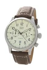 Davis Aviamatic Watch Brown White - 1023