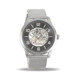 Davis Index Watch Silver Mesh - 2160