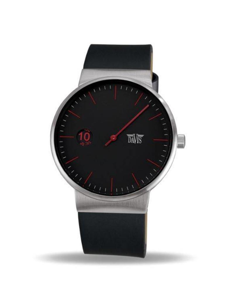 Davis Center Watch black - 2105