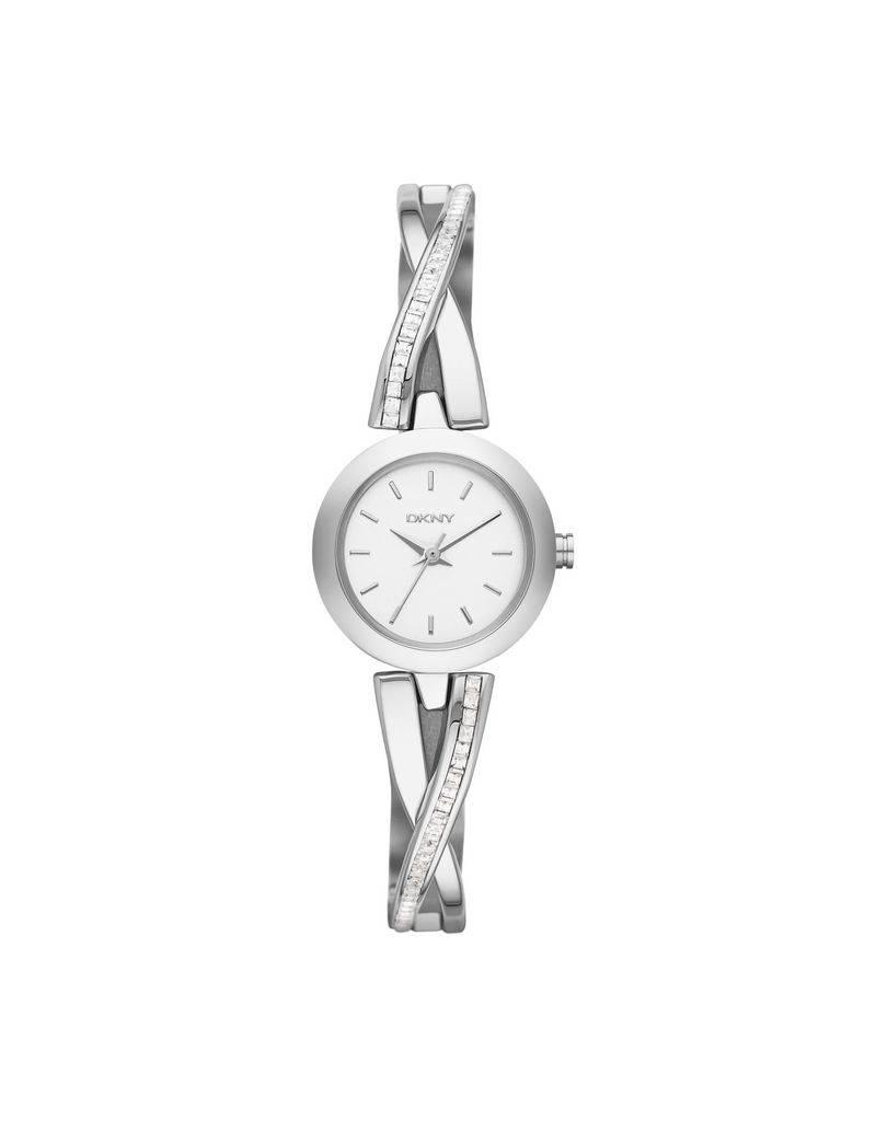 DKNY horloges Crwk Rnd Sil Sil B - NY2173