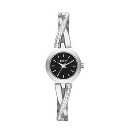 DKNY horloges Crwk Rnd Sil B - NY2174