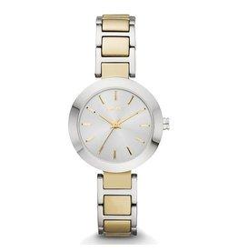 DKNY horloges Sas Rd Sil 2T B - NY8832