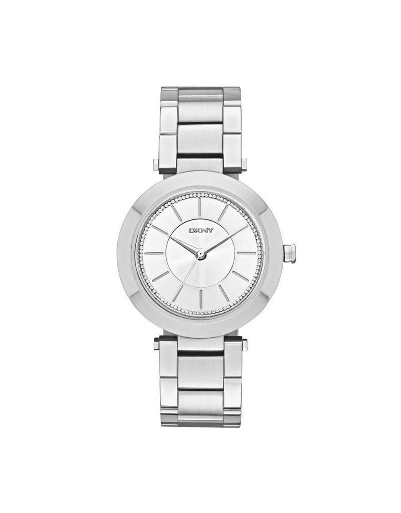 DKNY horloges Stan Rnd Ss Sl B - NY2285