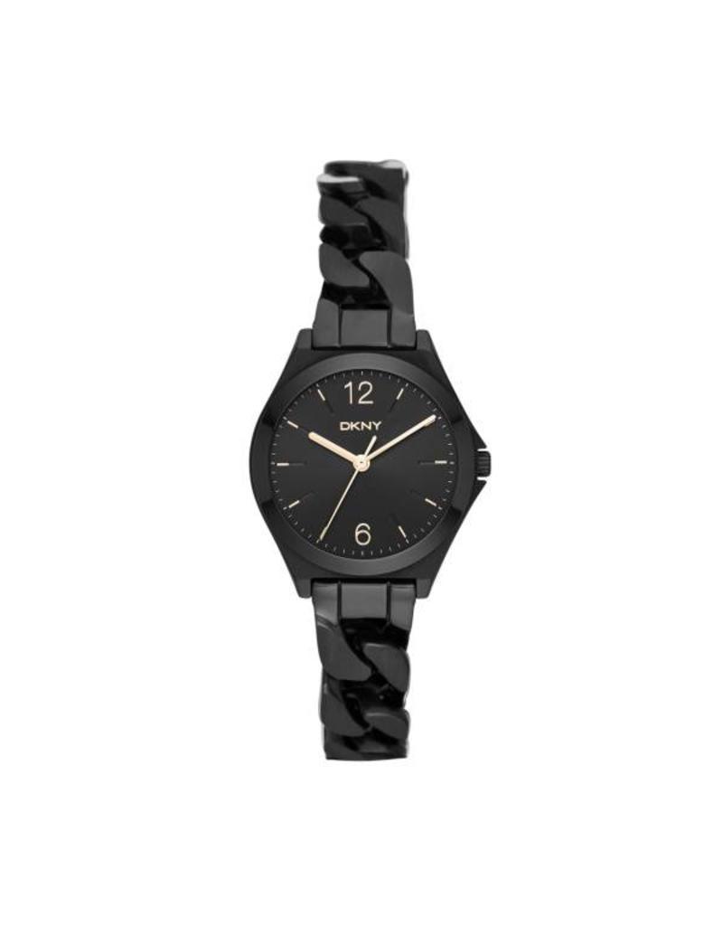 DKNY horloges Pars Rd Blk Blk C - ny2426
