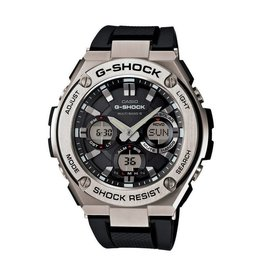 G-Shock G-Steel Watch Anadigi - gst-w110-1aer