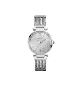 Guess horloges Ladies Dress Steel - W0638L1