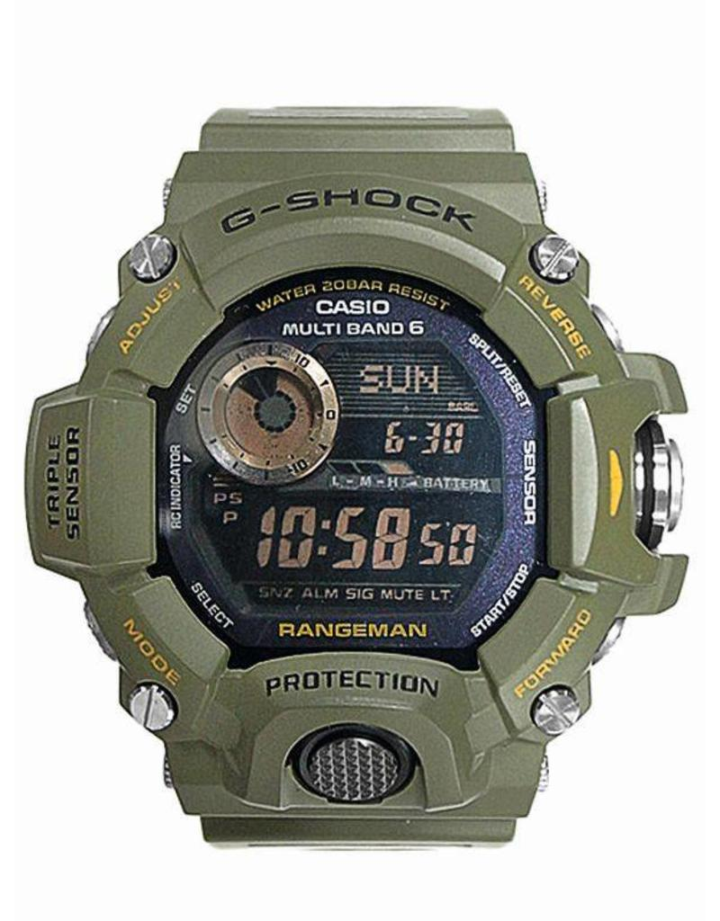 G-Shock Wrist Watch Digital - gw-9400-3er